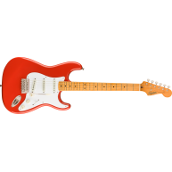 Squier by Fender Classic Vibe 50s Stratocaster, Maple Fretboard, Fiesta Red