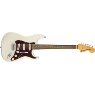 Fender Squier Classic Vibe '70s Stratocaster Electric Guitar in Olympic Whi