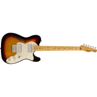 Fender Squier Classic Vibe 70's Telecaster Thinline Electric Guitar, Sunbur