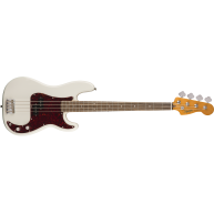 Fender Squier Classic Vibe '60s 4-String Precision Bass, Olympic White - DE