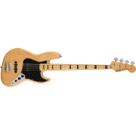 Fender Squier Classic Vibe '70s 4-String Electric Jazz Bass, Gloss Natural