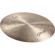 Stagg Model CS-RF22 22 Inch Classic B20 Alloy Flat Ride Drum Cymbal