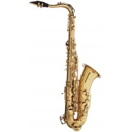 Stagg Model WS-TS215 Bb Tenor Saxophone with High F# + Soft Case w/Straps -