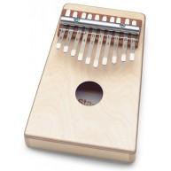 Stagg Kids 10 Key Basswood Kalimba / Thumb Piano w/Bag - Natural # KALI-KID