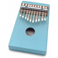 Stagg Kids 10 Key Basswood Kalimba / Thumb Piano w/Bag - Blue # KALI-KID10-