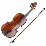 Stagg Model VN-1/4 - 1/4 Size Solid Maple Violin with case, bow and accesso