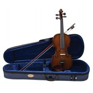 Stentor 1400C2-3/4 Student Violin Outfit - 3/4 Size with Case, Bow, Rosin e
