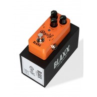 Blaxx by Stagg Model BX-REVERB Electric Guitar 4 MODE Reverb Effect Pedal