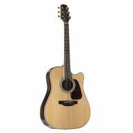 Takamine GD90CE-ZC Solid Spruce Top and Ziricote Acoustic Electric Guitar w
