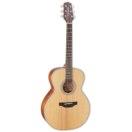Takamine GN20NS G Series Nex Acoustic Guitar, Natural Satin Solid Cedar Top