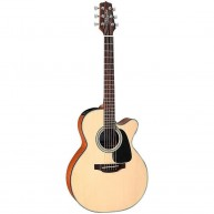 Takamine GX18CENS 3/4 Size Travel Acoustic-Electric Guitar Natural