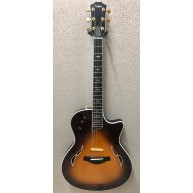 2006 Taylor Model T5-C Thinline Acoustic/Electric Guitar in Sunburst with C