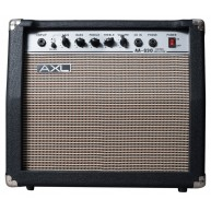 "AXL Model AA-G30 Guitar Amplifier, 30 Watts with 8"" Speaker with Overdrive"