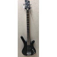 Warwick RockBass Corvette Basic Passive 4-String Electric Bass Guitar - #KM