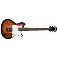 Washburn Idol 6 String Solid-Body Electric Guitar, Vintage Sunburst (WIT16V