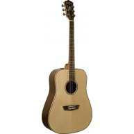 Washburn WD25S Solid Spruce Top Dreadnought  Acoustic Guitar - Blem #KM19