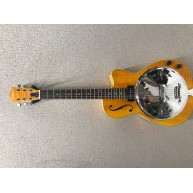 Washburn R45RCE Acoustic Electric Cutaway Resonator Guitar - CUSTOMIZED - R