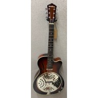Washburn Model R15RCE Round Neck Resonator Acoustic/Electric Guitar -#AM22