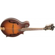 Washburn LTD TCMF43SWK Timeless Collection F Style Mandolin with Case - BLE