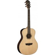 Washburn WLO20S Woodline Series Orchestra Solid Spruce Acoustic Electric Gu