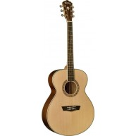 Washburn WG10S Solid Spruce Top Grand Auditorium Acoustic Guitar NEW