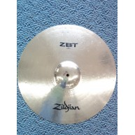"Zildjian Model ZBT20R ZBT Series 20"" B8 Alloy Ride Cymbal - Used"