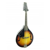Lucky Penny A-Style Left Handed Violinburst Finish Bluegrass Mandolin LPM20