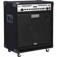 Fender Bassman 250/115 Bass Combo Amplifier (250 Watts, 1x15 in.)  - Warran