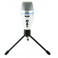 CAD Audio ZOE - USB Condenser Recording Microphone w/TrakMix Headphone Outp