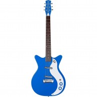 Danelectro 59 Modified NOS+ Vintage Style Electric Guitar in Blue - NEW