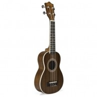 Lanikai Mahogany Soprano Satin Finish Ukulele with Gig Bag Model MA-S