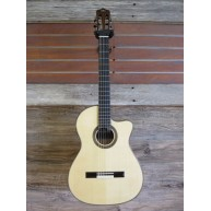 Cordoba Fusion 12 MAPLE Acoustic Electric Nylon Solid Top Guitar - Blem #CH