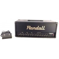 Randall RG1003H 100 Watt Solid State Guitar Amplifier Head w/Footswitch - D
