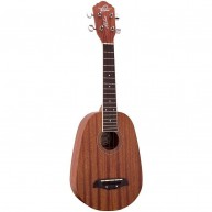 Oscar Schmidt Model OU2P-A Concert Size Pineapple Ukulele with Satin Finish
