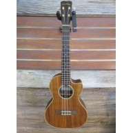 Cordoba Tenor Ukulele Model 25TK-CE All Solid Acacia - Factory Blem #CH109