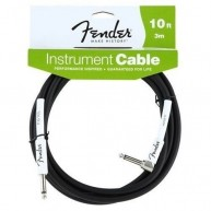 Fender® 10' Performance Series Instrument Cable Straight/Angle # 0990820006