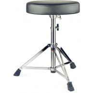 Stagg Model DT-32CR   Double Braced Chrome Drum Throne - Great for Drummers