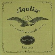Aquila 59U Bionylon High G Strings for Concert Size Ukulele - Free USA Ship