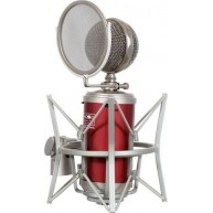 Galaxy Audio ST-834TL Tube Condenser Mic With Spherical Design & Pop Fillte