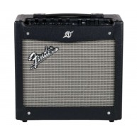 Fender Model Mustang I V.2 20W 1x8 Guitar Combo Amp Black with USB Connecti