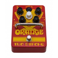 Orange Amplification Model Two Stroke Boost EQ Effect Pedal Footswitch - NE