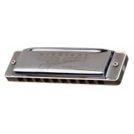 Fender® Midnight Special Diatonic 10 Hole Harmonica made by Seydel in Key o