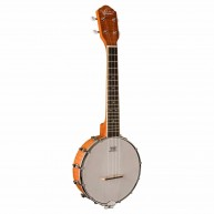 Oscar Schmidt Model OUB1-O Banjolele Banjo Ukulele - NEW SAFE FOR EXPORT!