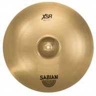 "Sabian Model XSR2112B XSR Series 21"" Bright Medium Ride Drum Set Cymbal"