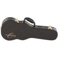 Oscar Schmidt Model UC1 Deluxe Plush Lined Hard Shell Soprano Ukulele Case