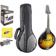 """Lucky Penny LPM-20LH """"A"""" Style Lefty Violinburst Finish w/Gig bag + More"""