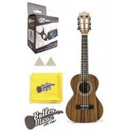 Lanikai Model MA-6T Mahogany Tenor 6 String Ukulele with Gig Bag
