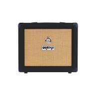Orange CRUSH 20 BK Twin Channel Solid State Black Combo Guitar Amplifier