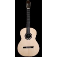 Cordoba C10 Crossover SP All Solid Classical Guitar with Foam Case - Blem #