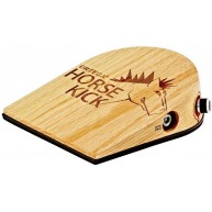 Ortega Horse Kick Digital Guitarist Stomp Box with Cajon Bass Sample - HORS